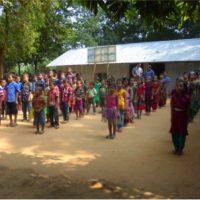 Tripura eerste jaar