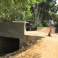 klein brug hersteld